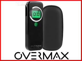 Alkomat Overmax AD-02 + Kalibracja