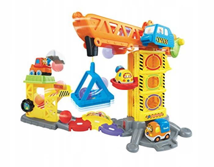 Multicolour Vtech Baby 188103 Toot Toot Drivers Jet Toy