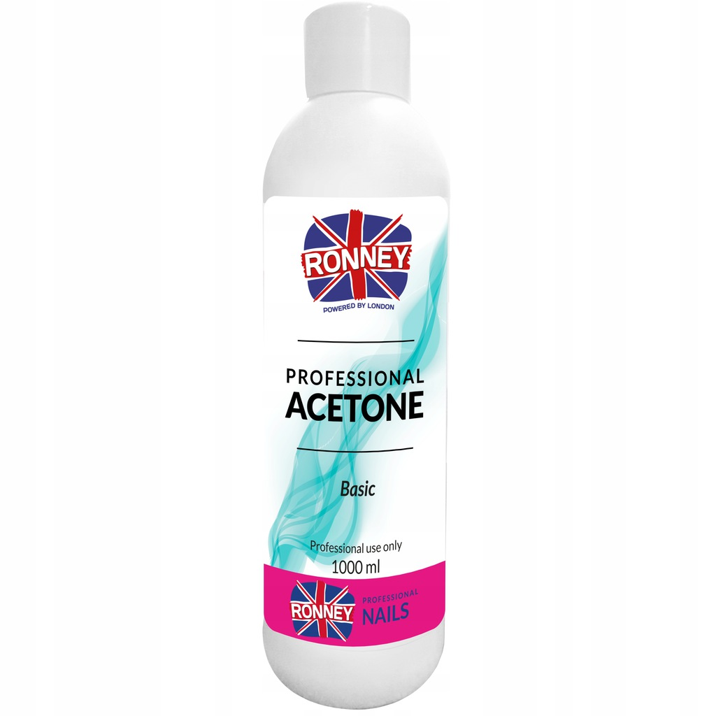 Aceton Remover Basic RONNEY 1000 ml RN 00532