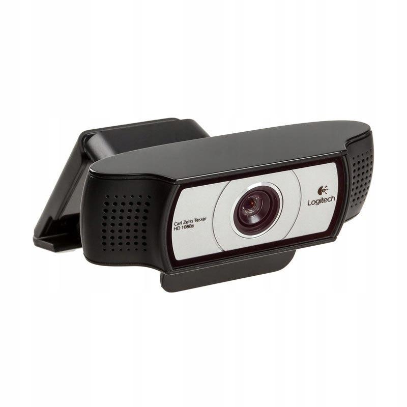 Logitech Webcam C930e - czarny