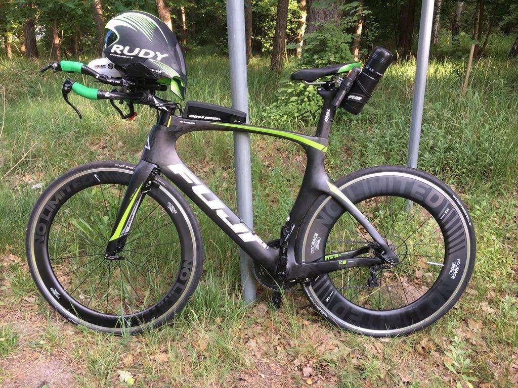 Rower triathlonowy Fuji Norcom 2.5 rozmiar L