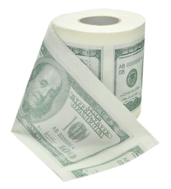 Papier Toaletowy Dolary Dla Bogatych 100 Prezent 7062124076 Oficjalne Archiwum Allegro