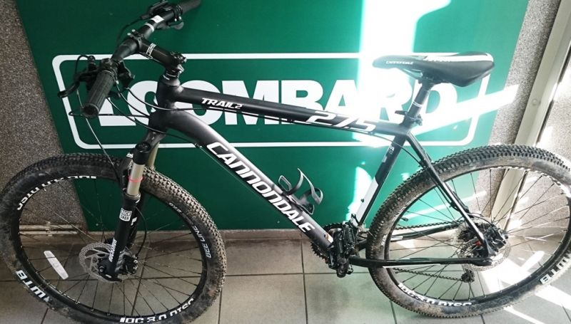 ROWER CANNONDALE 27.5 TRAIL 2