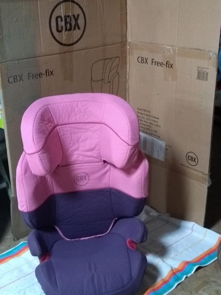 Cybex Free Fix Fotelik Do 36kg 2w1 Podstawka 7325559068 Oficjalne Archiwum Allegro