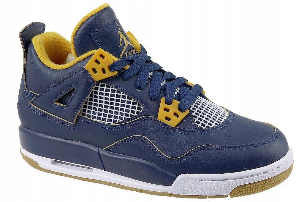 Buty Jordan 4 Retro Bg Jr 408452 425 r.36,5