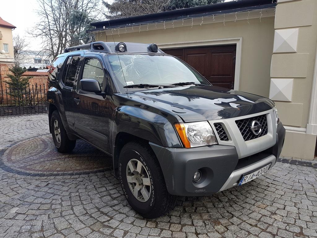 2012 Nissan Xterra ProX 4x4