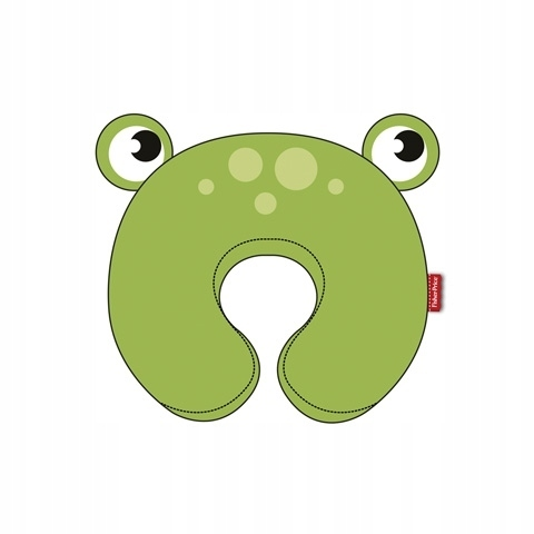 Zagłówek Fisher Price - żaba
