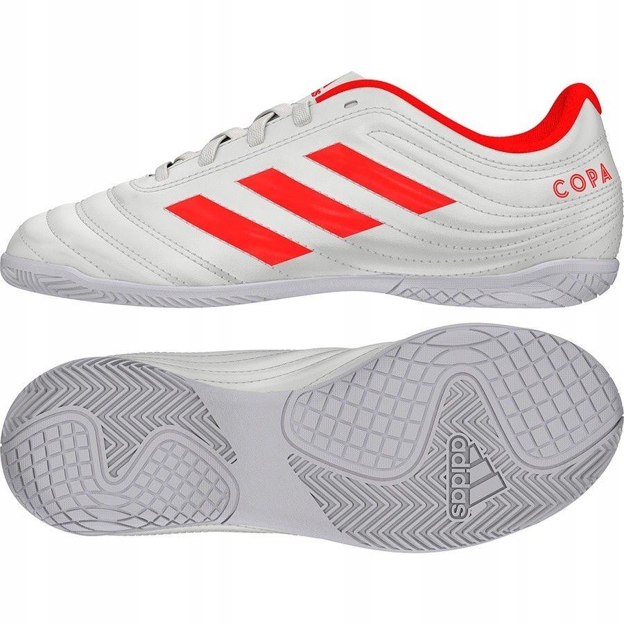 Buty piłkarskie halówki adidas Copa 19.4 IN J 37,5