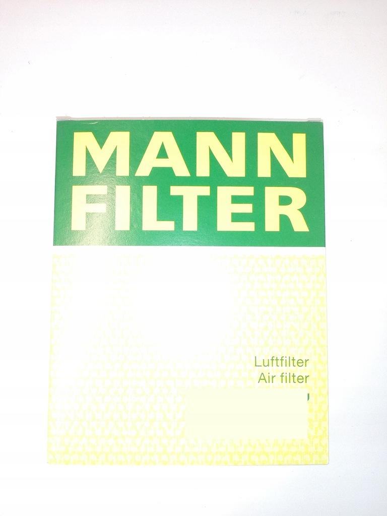 Mann Filter C19010 Luftfilter