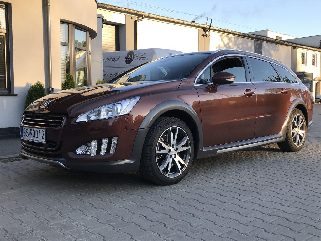 Peugeot 508 Rxh 2 0 Hdi Hybryda 4x4 200km Automat 7349802585 Oficjalne Archiwum Allegro