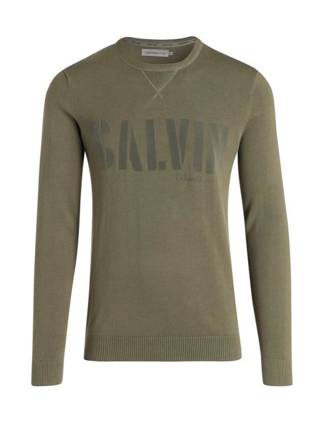 *Calvin Klein*sweter męski*Roz XL*