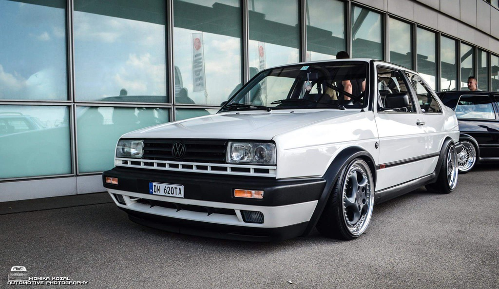 Volkswagen Jetta Mk2 A2 R32 Coupe   Druga Gratis - 7062378102