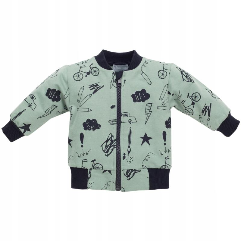 Bluza dresowa XAVIER rozpinana, Pinokio 68 7310889395