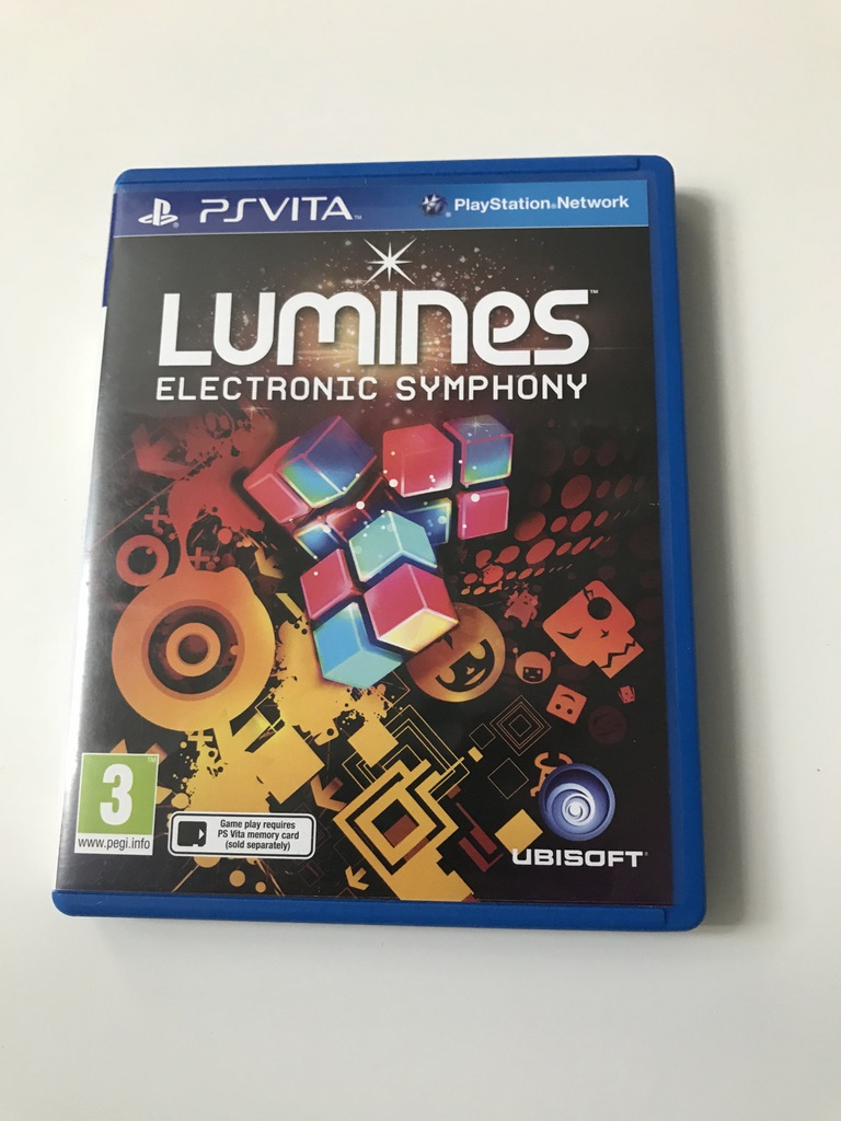 Lumines - Electronic Symphony - PLAYSTATION VITA