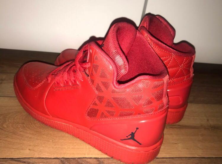 Nike Air Jordan 1 Flight 3 Premium Red