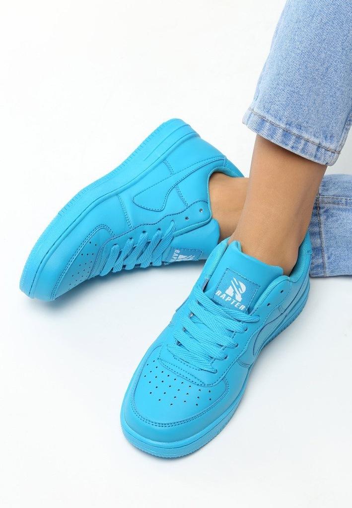 BORN2BE_PL ||| Niebieskie Buty Sportowe Trini 37