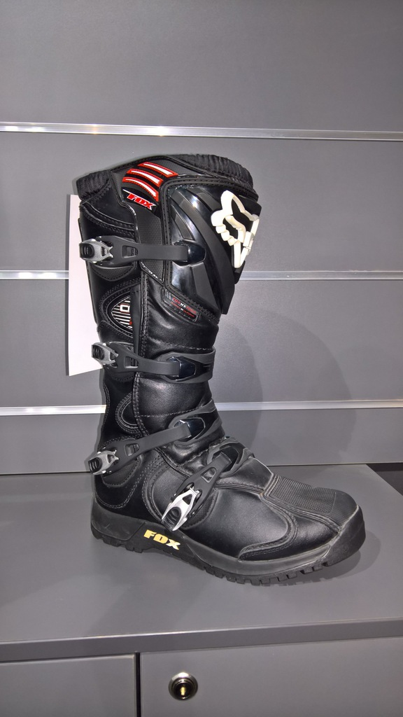 Buty FOX COMP 5 Offroad Black roz. 11