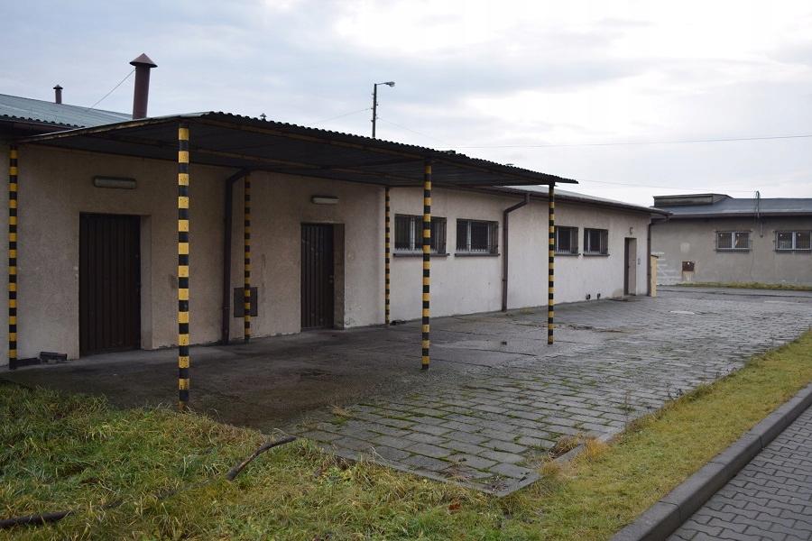 Budynek magazynowo/biurowy/produkcja spożywcza