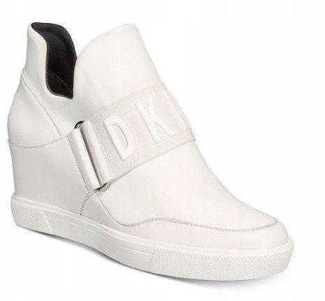 Dkny Sneakersy Na Koturnie Cosmos 40 5 7621746912 Oficjalne Archiwum Allegro