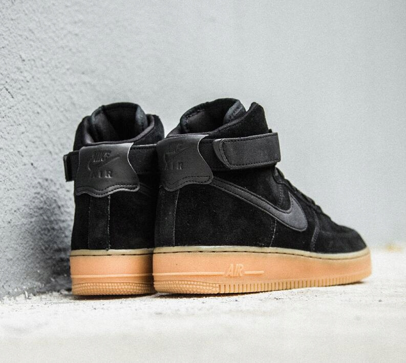 Nike Air Force 1 High LV8 czarne AA1118 00, r. 39