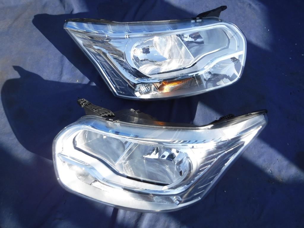 Lampy z LED FORD TRANSIT Mk8 2013- Poznań
