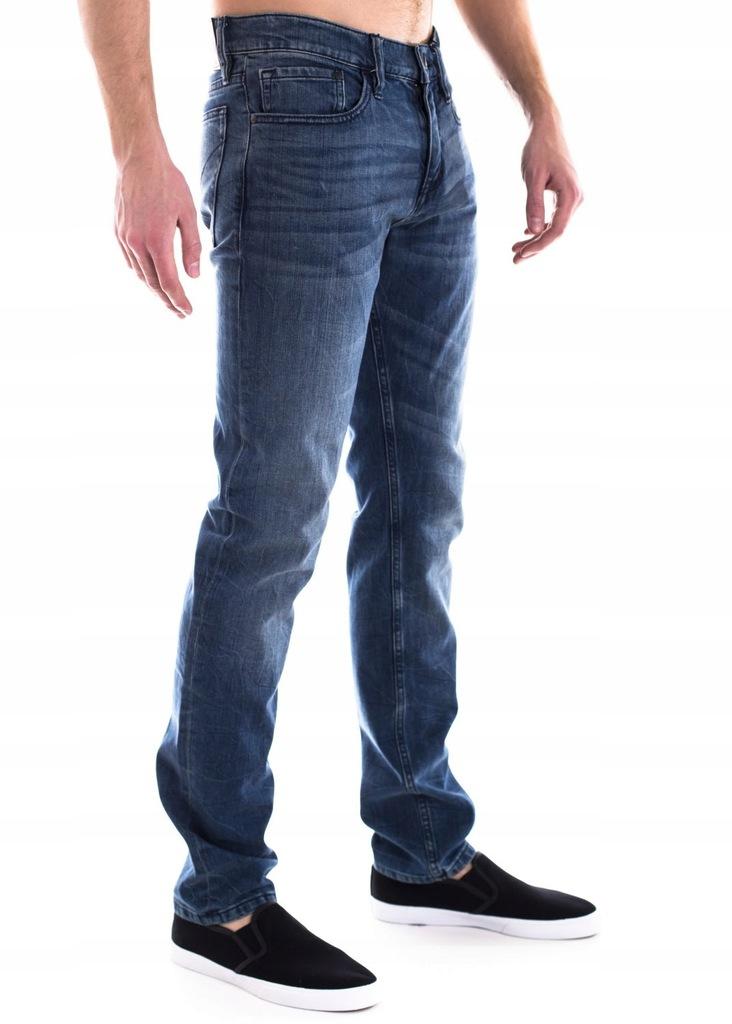 Calvin Klein Spodnie Jeansy męskie 3634 Okazja!!