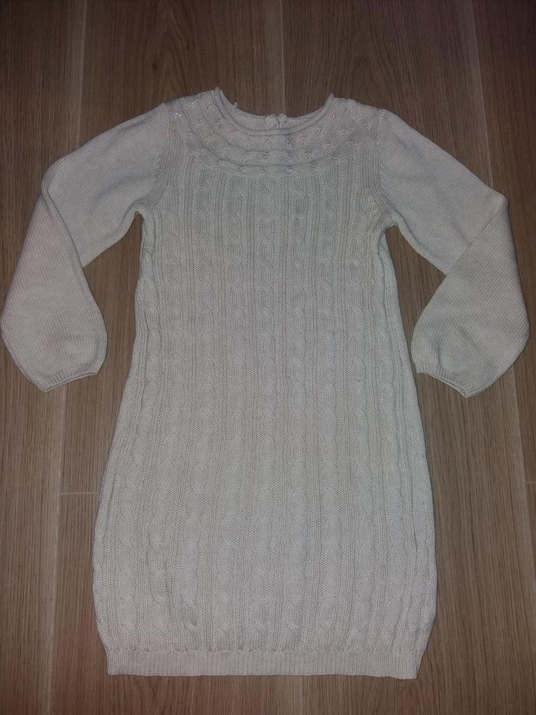 Sukienka- tunika MOTHERCARE r. 116