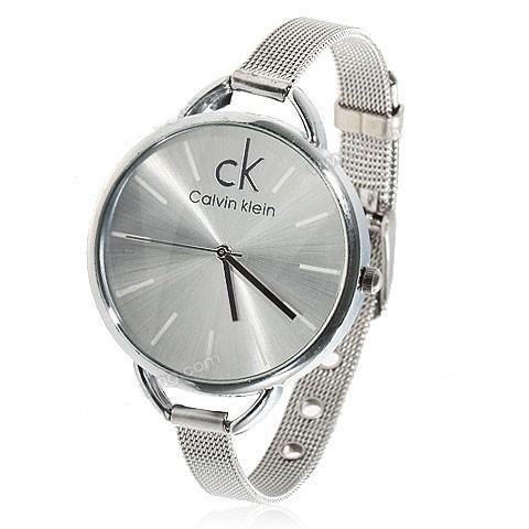Zegarek Ck Damski Srebrny 7424212138 Oficjalne Archiwum Allegro