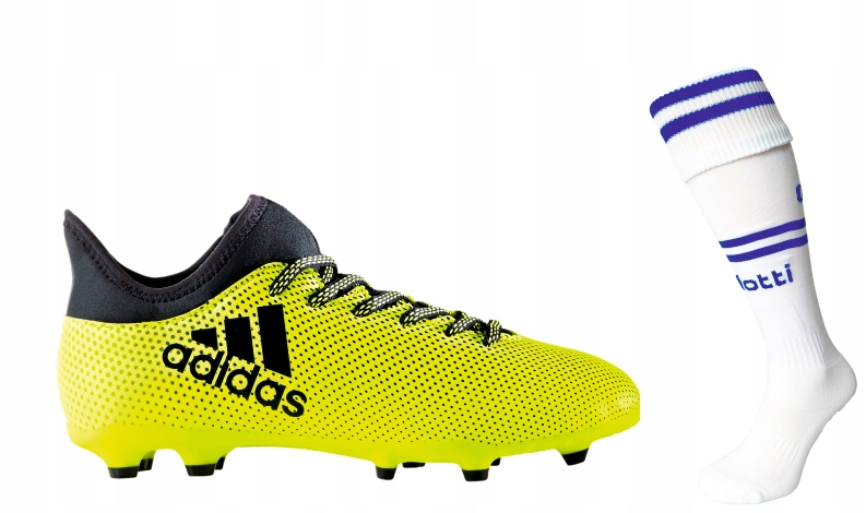 Buty piłkarskie adidas X 17.3 FG Junior S82369 Szczecin