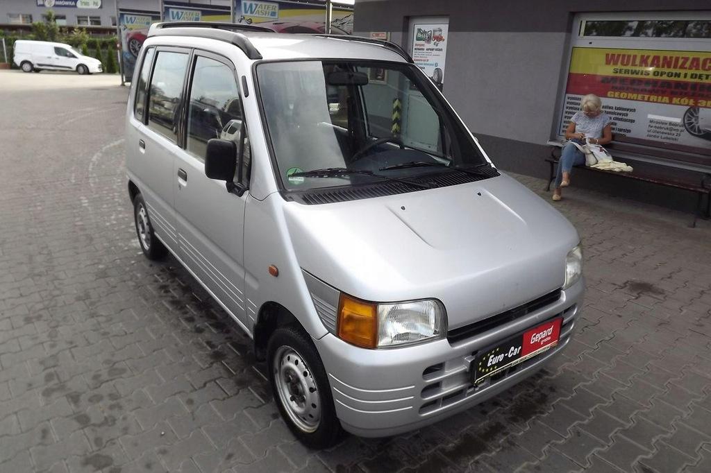 Daihatsu Move Możliwa Gwarancja!