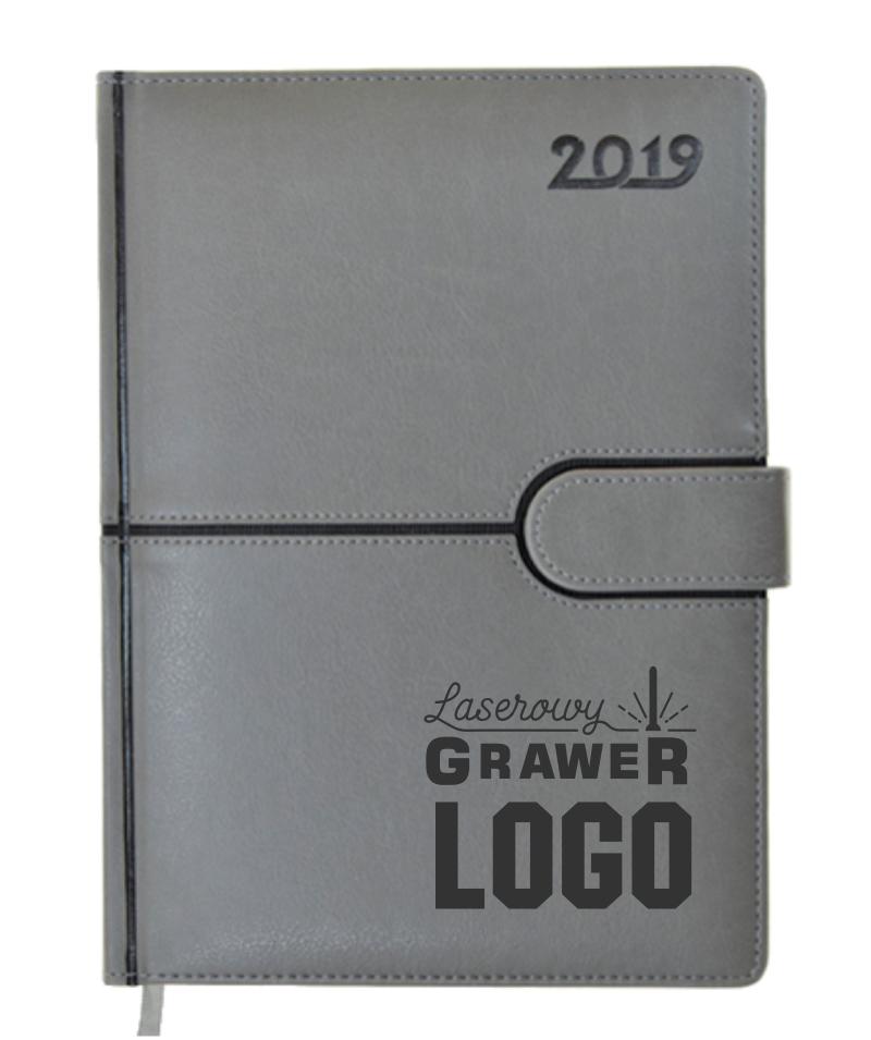 Kalendarz Ksiazkowy B5 Sz 2019 Z Klamra Grawer 7704811348 Oficjalne Archiwum Allegro