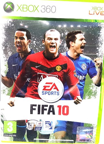 Xbox 360 Gra Fifa 10 6751926934 Oficjalne Archiwum Allegro