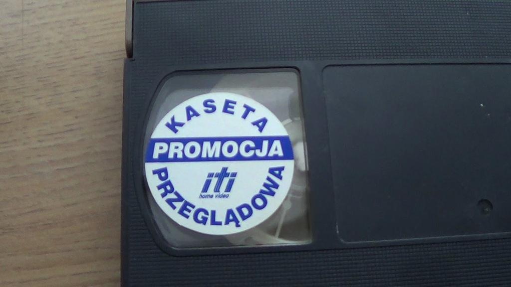 Kasety przeglądowe ITI Home Video, zestaw 17 kaset