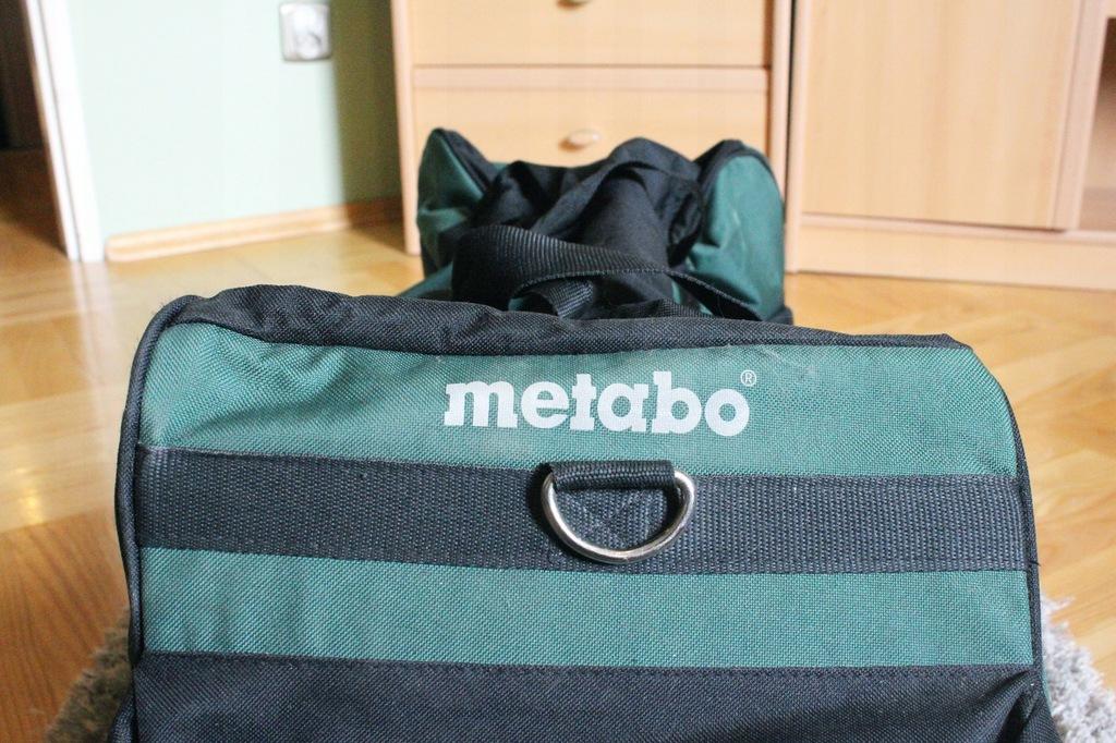 Torba narzędziowa duża METABO 670 x 290 x 325 mm
