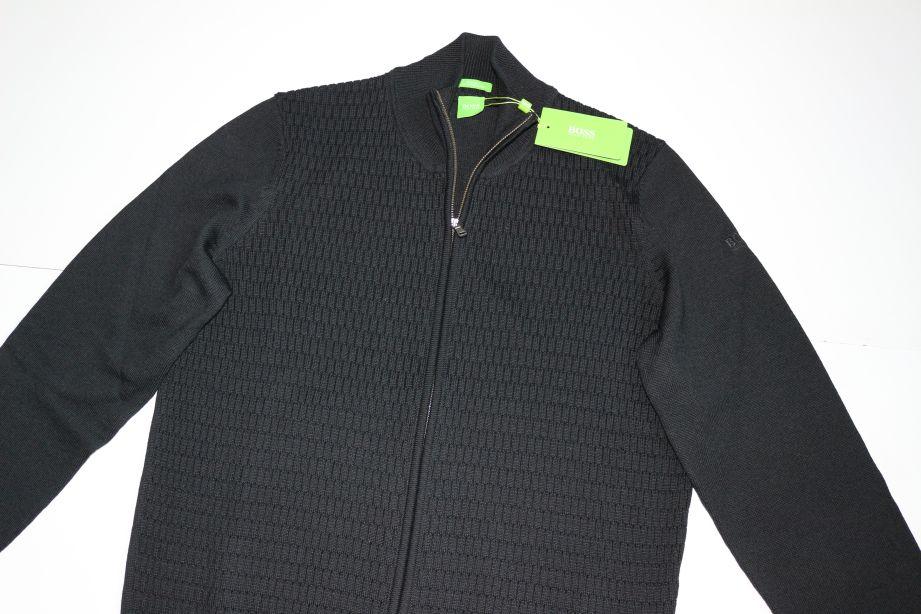 HUGO BOSS GREEN sweter rozpinany  rozm L   Łódź