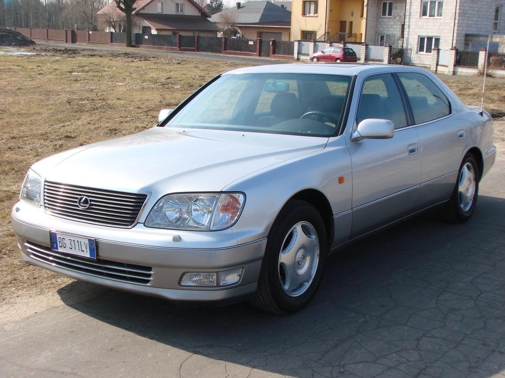 Lexus Ls400 Ucf20 Lift 1999r 7227983835 Oficjalne Archiwum Allegro