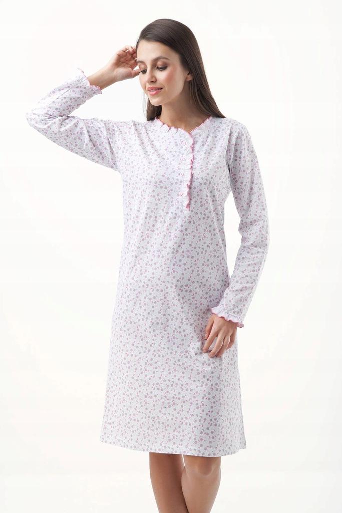 Koszule nocne tradycyjne krótki i długi rękaw lub bez