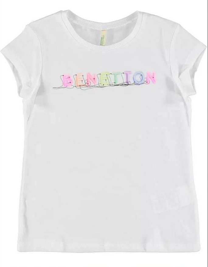 BENETTON t-shirt koszulka* 122 cm NOWA