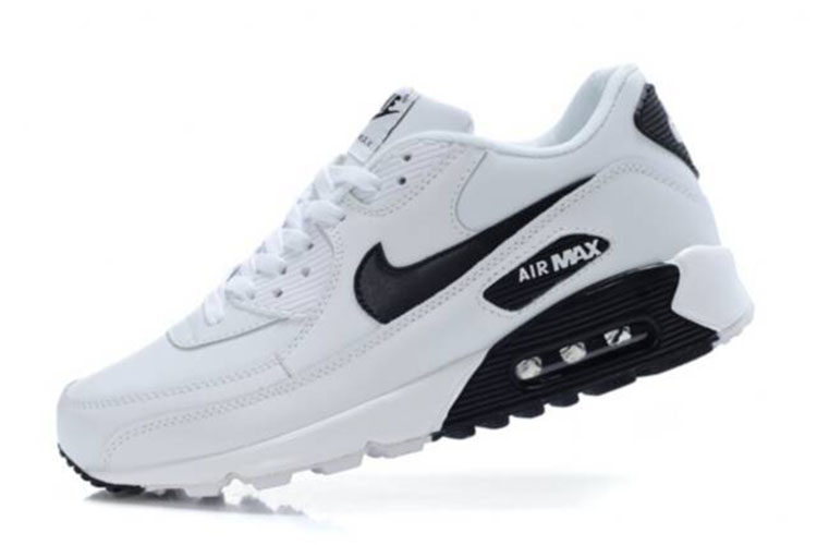 nike air max 90 essential czarny biały męskie