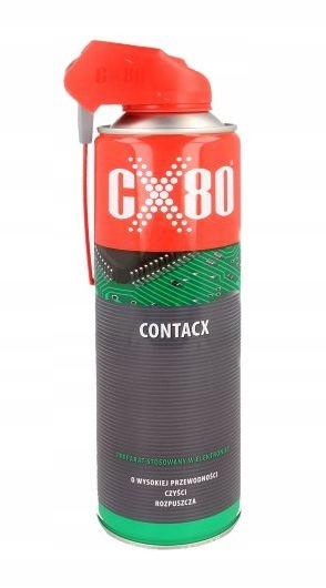 CX-80 CONTACX CZYSZCZENIE ELEKTRONIKI 500ML DUO