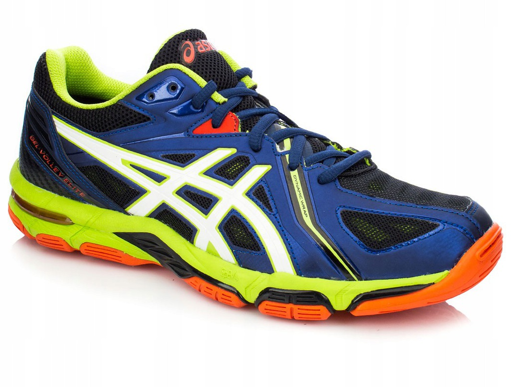 BUTY ASICS GEL VOLLEY ELITE 3 B500N 5001 r. 45