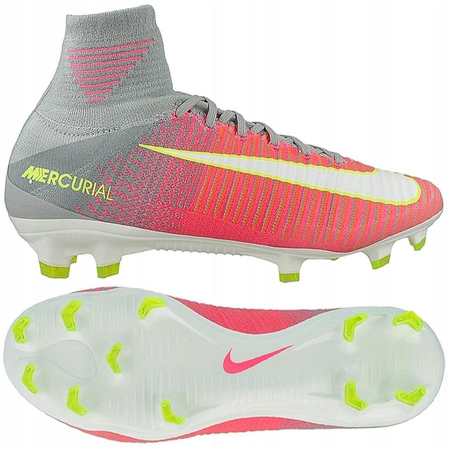 Buty Nike Mercurial Superfly V Fg 844226 610 Damskie Korki