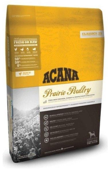 Acana Prairie Poultry Dog 17kg