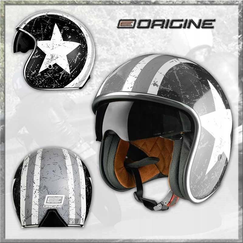 ORIGINE SPRINT REBEL STAR Kask Motocyklowy BLENDA