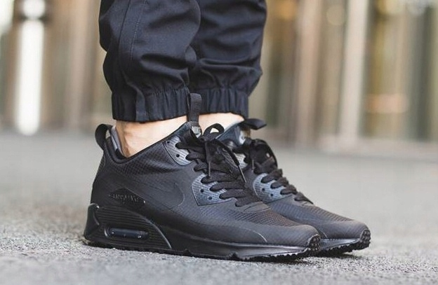 buty nike air max 90 mid winter sneakerboots