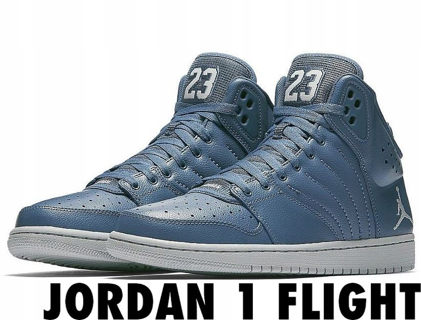BUTY NIKE AIR JORDAN 1 FLIGHT 4 r.42 RETRO FORCE