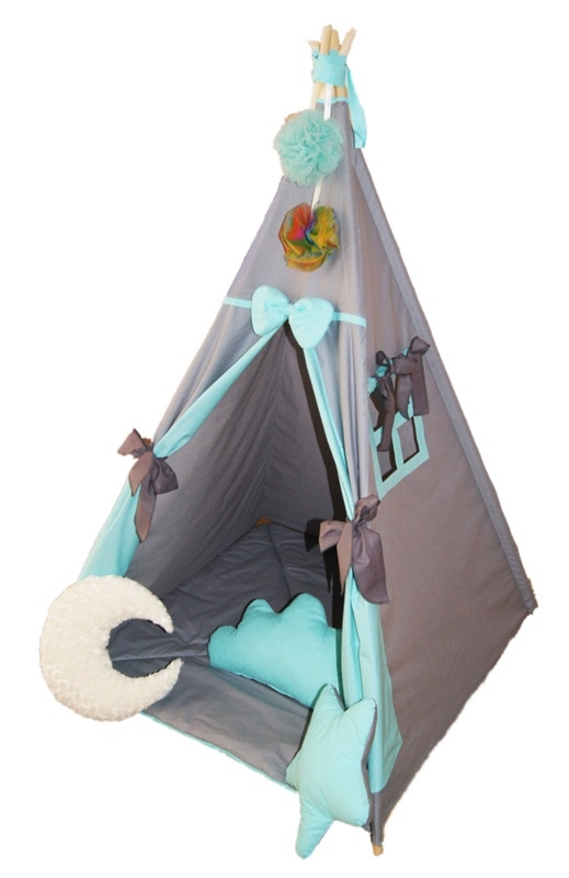 ZESTAW namiot TIPI + ocieplana MATA PROMOCJA!! 7240294347