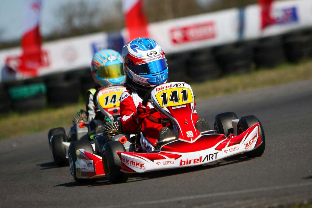 GOKART BIREL ART MINI ROK 60