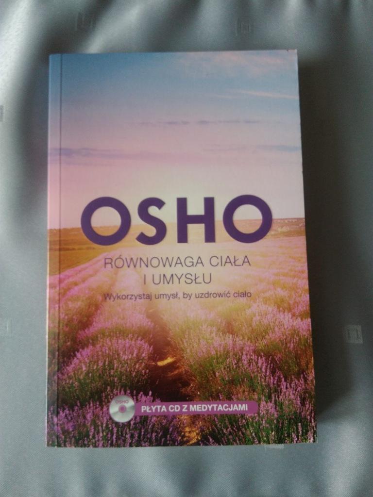 Osho rónowaga ciałą i umysłu
