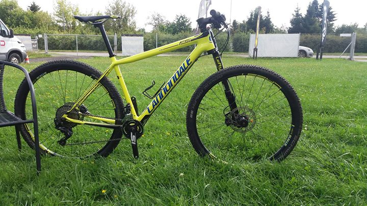 """Rower CANNONDALE F-SI CARBON III 29"""" TESTOWY"""